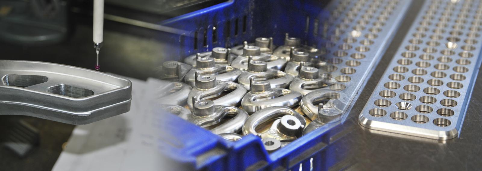 Aleaciones Estampadas S.A. - AESA Forging and machining lightweight alloys