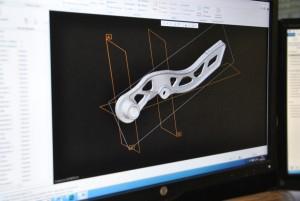 3d-design-ptc-creo-pedal-forging-machining-heat-treatment-t6