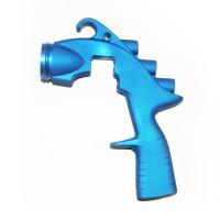 Aluminum-Painting_pistol_forging-machining-anodizing