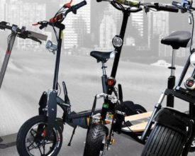 Urban Mobility Vehicles_AESA