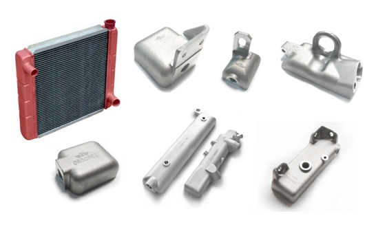 AESA is an aluminium forging supplier, forging parts for Automotive