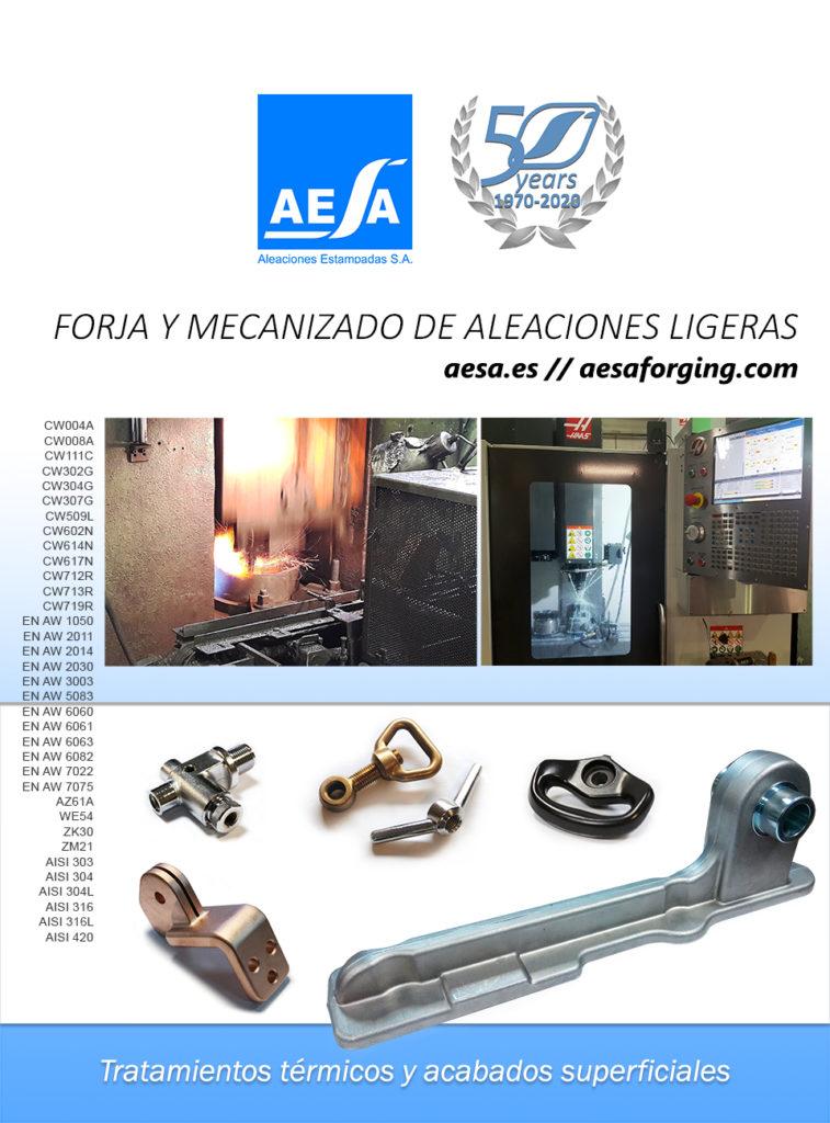 Lona MetalMadrid 2019 AESA