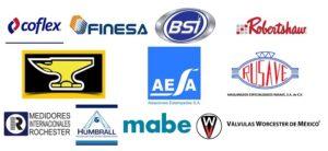 Logos AESA_Aluminium Forging parts and brass forged parts_México